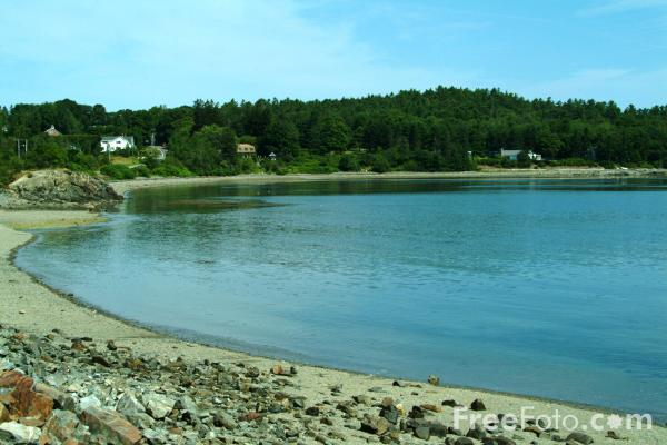 Picture of Hulls Cove, Maine, USA - Free Pictures - FreeFoto.com