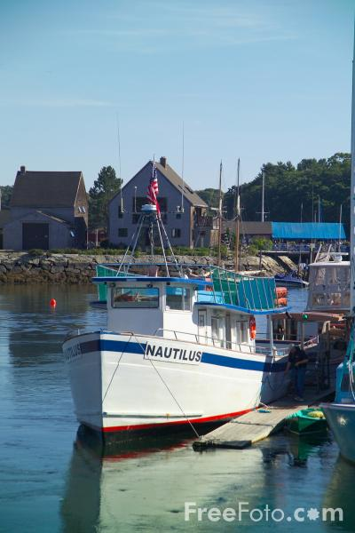 Picture of Kennebunkport, Maine, USA - Free Pictures - FreeFoto.com