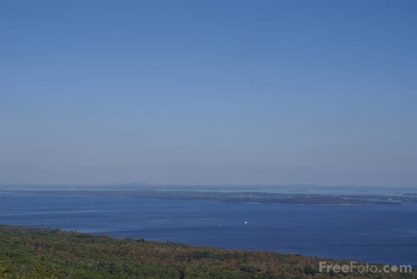 Picture of Penobscot Bay,  Maine, USA - Free Pictures - FreeFoto.com