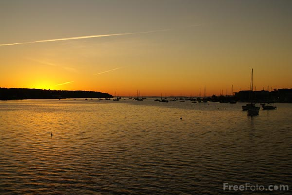 Picture of Sunrise, Belfast, Maine, USA - Free Pictures - FreeFoto.com