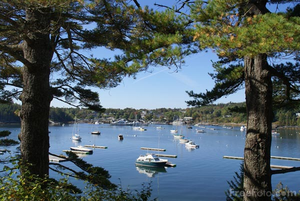Picture of Bar Harbor, Maine, USA - Free Pictures - FreeFoto.com