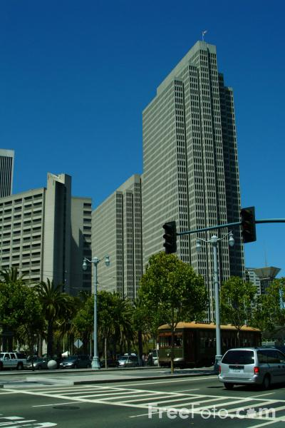 Picture of Financial District, San Francisco, California - Free Pictures - FreeFoto.com