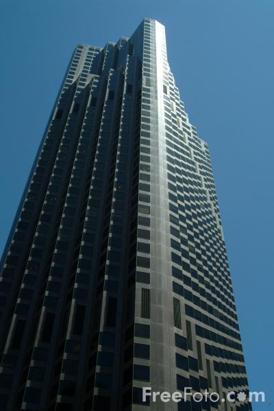 Picture of Bank of America Center, Financial District, San Francisco, California - Free Pictures - FreeFoto.com