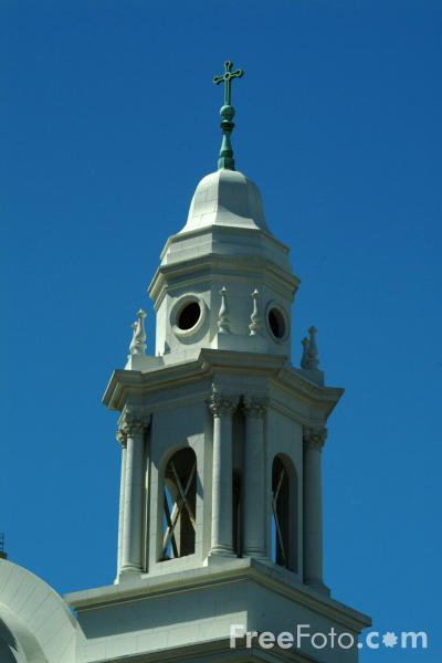 Picture of Church Buildings,  San Francisco, California - Free Pictures - FreeFoto.com