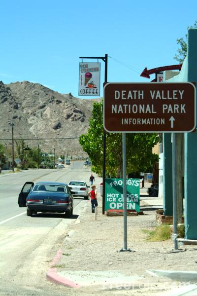 Picture of Beatty, Nevada, USA - Free Pictures - FreeFoto.com