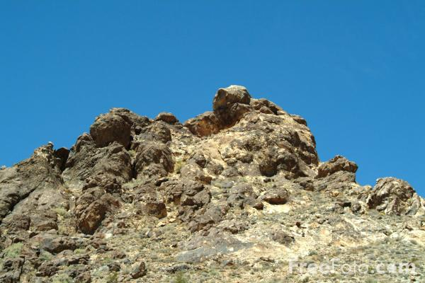 Picture of Bullfrog Hills, Route 374, Nevada, USA - Free Pictures - FreeFoto.com