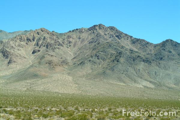 Picture of Amargosa Valley, Nevada, USA - Free Pictures - FreeFoto.com
