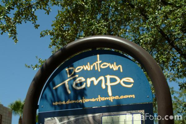 Picture of Downtown Tempe, Tempe, Arizona, USA - Free Pictures - FreeFoto.com