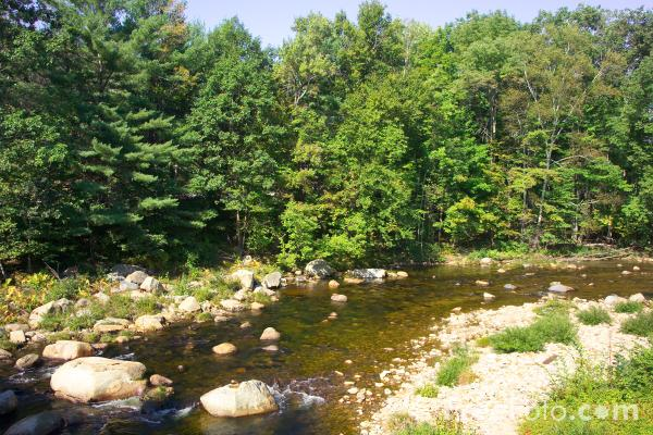Picture of Ellis River, Jackson, New Hampshire, USA - Free Pictures - FreeFoto.com