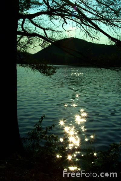 Picture of Reflection Pond, Gorham, New Hampshire, USA - Free Pictures - FreeFoto.com