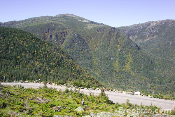 Picture of Mount Washington Auto Road, New Hampshire, USA - Free Pictures - FreeFoto.com