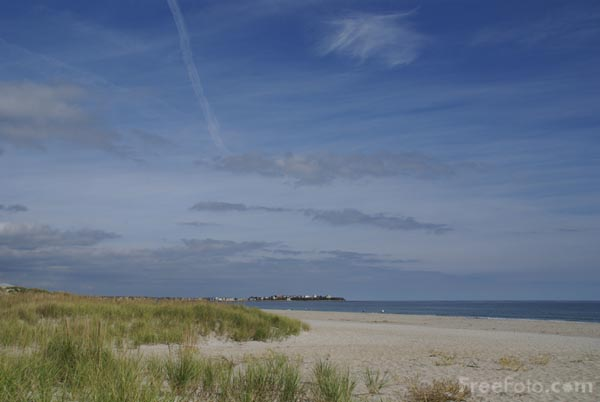 Picture of Hampton Beach State Park,  New Hampshire, USA - Free Pictures - FreeFoto.com