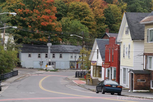 Picture of Ashland, New Hampshire, USA - Free Pictures - FreeFoto.com