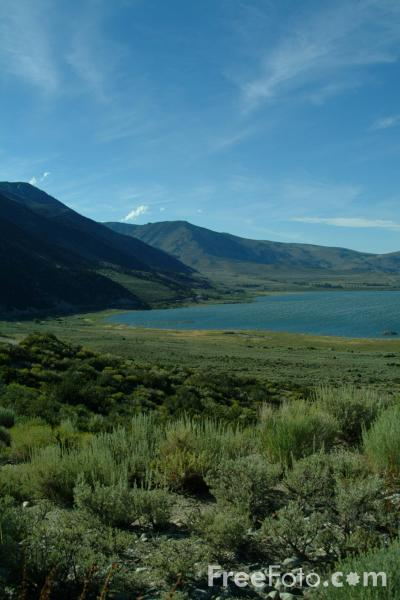 Picture of Eastern Sierra, California, USA - Free Pictures - FreeFoto.com
