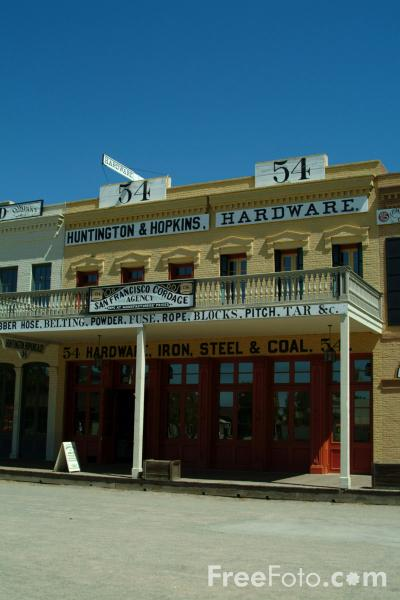 Picture of Old Sacramento, California, USA - Free Pictures - FreeFoto.com