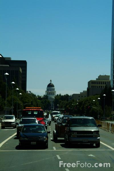 Picture of Sacramento, California, USA - Free Pictures - FreeFoto.com