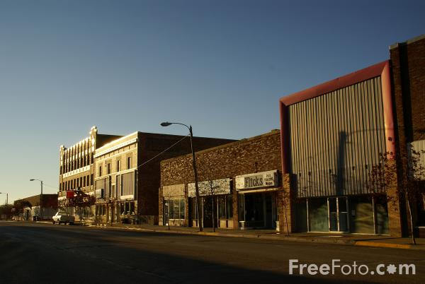 Picture of Glasgow, Montana, USA - Free Pictures - FreeFoto.com