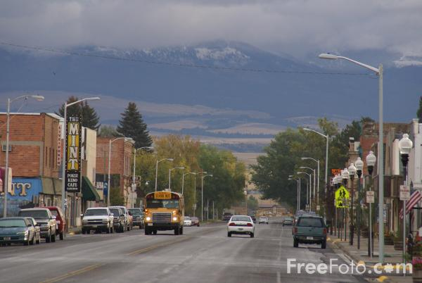 Picture of Townsend, Montana, USA - Free Pictures - FreeFoto.com