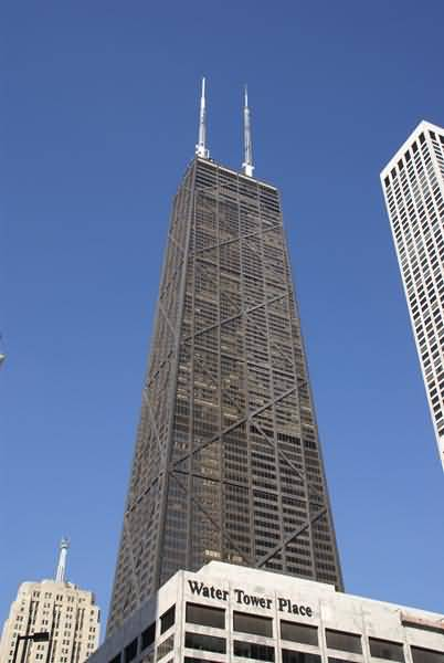 Picture of John Hancock Center, Chicago - Free Pictures - FreeFoto.com