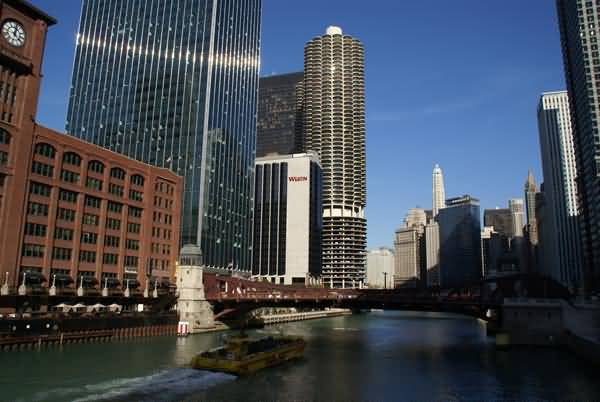 Picture of Chicago, Illinois, USA - Free Pictures - FreeFoto.com