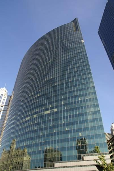 Picture of 333 Wacker Drive, Chicago, Illinois, USA - Free Pictures - FreeFoto.com