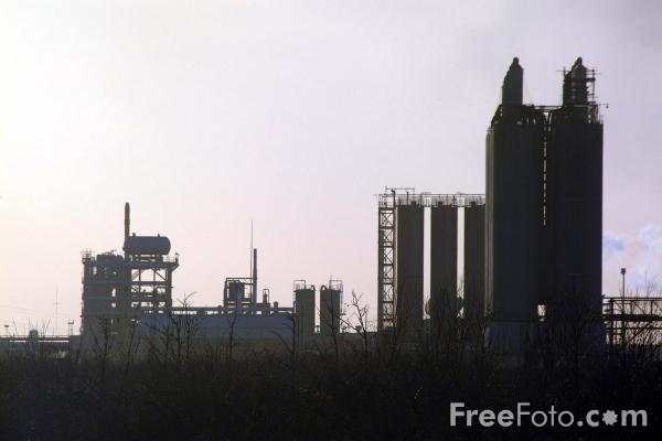 Picture of Chemical Works, Wilton, Teesside - Free Pictures - FreeFoto.com