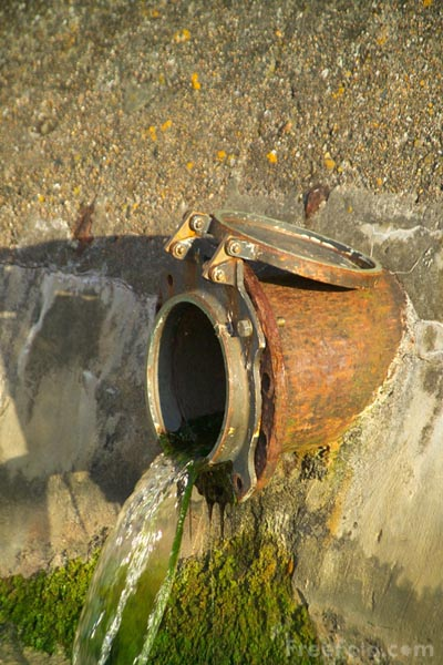 Picture of Waste Water - Free Pictures - FreeFoto.com
