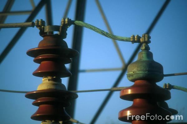 Picture of Insulator - Free Pictures - FreeFoto.com