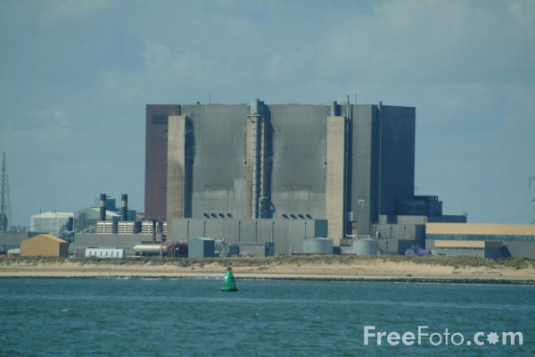 Picture of British Energy Hartlepool Nuclear Power Station - Free Pictures - FreeFoto.com