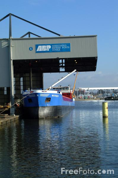 Picture of ABP Docks, Goole - Free Pictures - FreeFoto.com