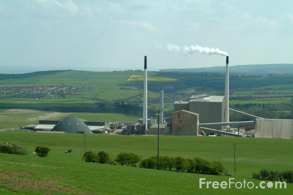 Picture of Boulby Potash Mine - Free Pictures - FreeFoto.com