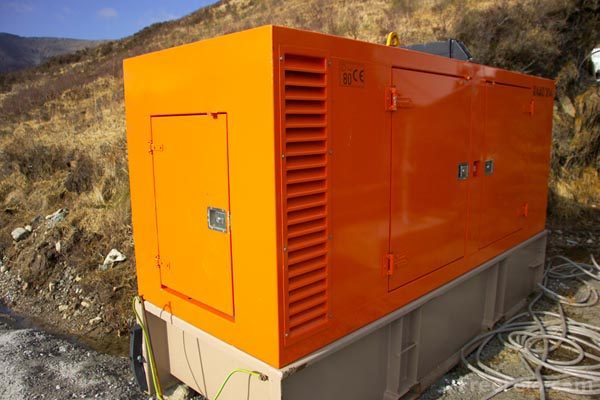 Picture of Portable Generator - Free Pictures - FreeFoto.com