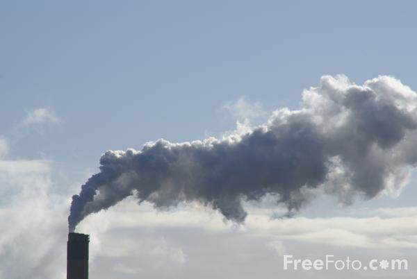 Picture of Eggborough coal fired power station - Free Pictures - FreeFoto.com