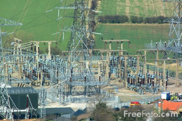 Picture of Teesside Industry - Free Pictures - FreeFoto.com