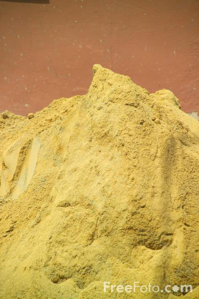 Picture of Sand, Construction Site - Free Pictures - FreeFoto.com