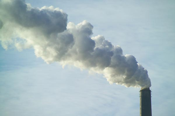 Picture of CO2 emissions - Free Pictures - FreeFoto.com