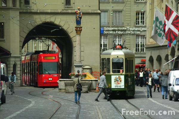 Picture of Marktgasse, Bern, Switzerland - Free Pictures - FreeFoto.com