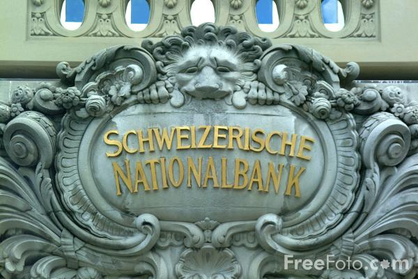 Picture of Swiss National Bank - Schweizerische Nationalbank, Bern, Switzerland - Free Pictures - FreeFoto.com