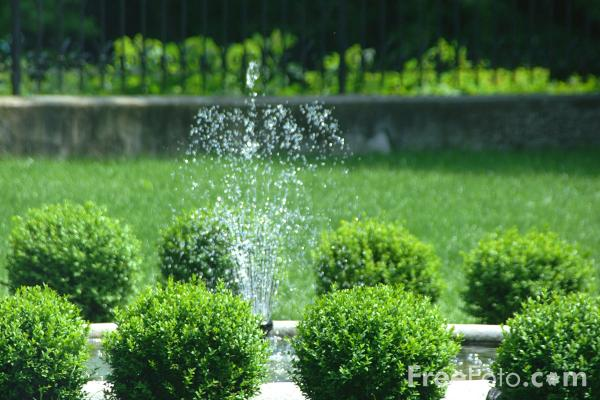 Picture of Fountain, Thun, Berner Oberland, Switzerland - Free Pictures - FreeFoto.com