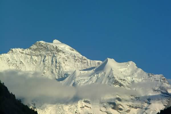 Picture of Jungfrau View from Interlaken, Berner Oberland, Switzerland - Free Pictures - FreeFoto.com