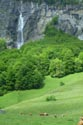 Staubbach Waterfall, Lauterbrunnen, Berner Oberland has been viewed 4758 times