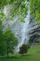 Staubbach Waterfall, Lauterbrunnen, Berner Oberland has been viewed 4639 times