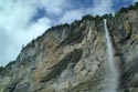 Staubbach Waterfall, Lauterbrunnen, Berner Oberland has been viewed 6954 times