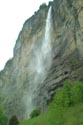 Staubbach Waterfall, Lauterbrunnen, Berner Oberland has been viewed 5199 times