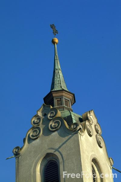 Picture of Church, Lucerne - Free Pictures - FreeFoto.com