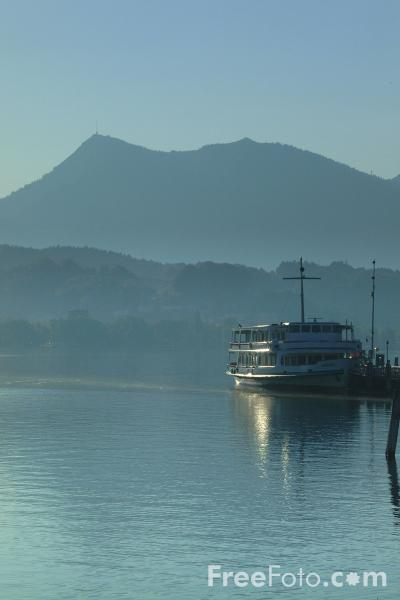 Picture of Lake Lucerne Ferry Service, Switzerland - Free Pictures - FreeFoto.com