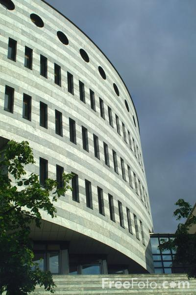 Picture of Business Building, Basel, Switzerland - Free Pictures - FreeFoto.com
