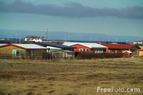 Picture of Sandgerdi, Iceland - Free Pictures - FreeFoto.com