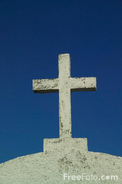 Picture of Stone Cross, Iceland - Free Pictures - FreeFoto.com