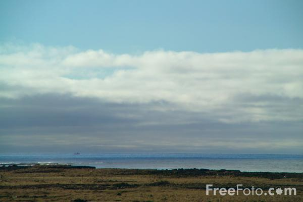 Picture of North Atlantic, Gardur, Iceland - Free Pictures - FreeFoto.com